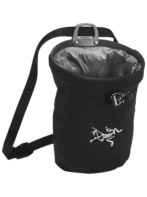 Arc'teryx C40 Chalk Bag M Black